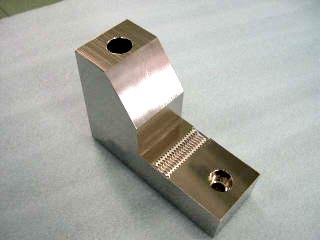 L型導電板接続用面 ソケット