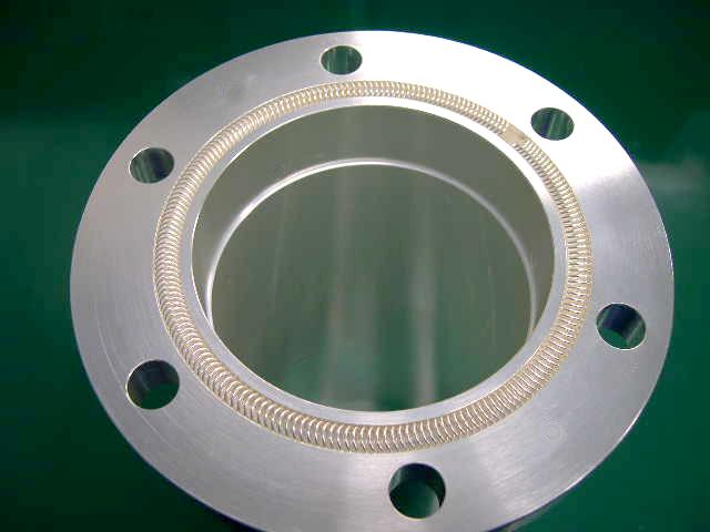 外形φ160 大容量RF(600Mhz) GND電極面接触