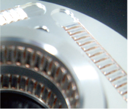 外形φ60 大容量RF(100Mhz) HOTソケット接続強化面接触